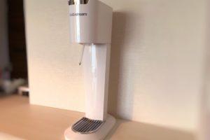 【家電】炭酸水を家で作るならソーダストリーム! 買うならコードレスが便利!