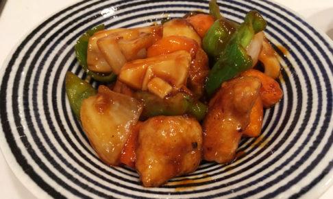 【料理】生協(コープ)のミールキット「お米育ち豚の酢豚」を作ってみた!