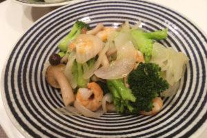 【料理】生協(コープ)のミールキット「海老とごろごろブロッコリーの中華炒め」を作ってみた!
