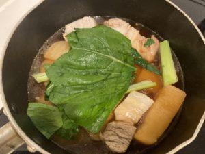 【料理】生協(コープ)のミールキット「豚バラ大根煮」