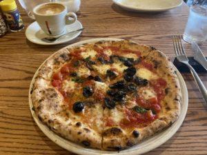 【長野駅から3分】カスターニャ(castagna)の焼き立てピザを堪能してきました♪