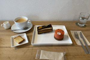 【長野駅から5分】Pâtisserie 27(パティスリー・ヴァンセット)のスイーツを堪能してきました♪
