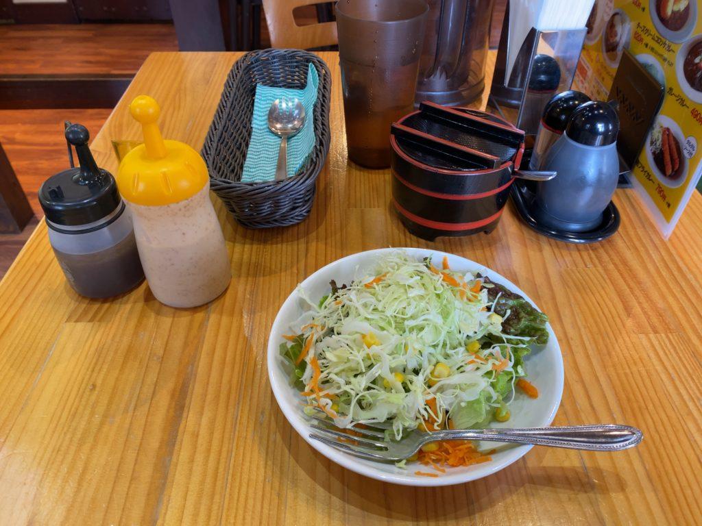 【長野】長野で金沢カレー!?「ガレージ」の「カツカレー」をいただきました。