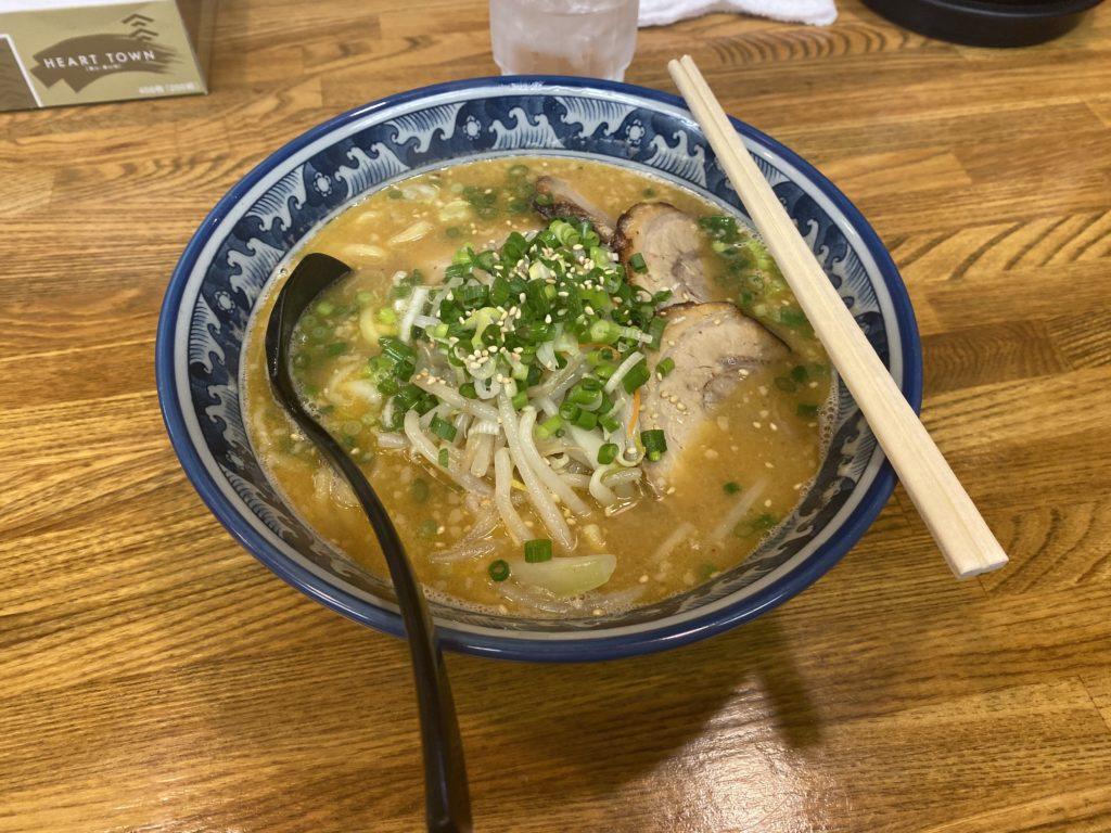 【長野駅から徒歩2分】信州味噌を堪能するラーメン!みそ屋の「味噌らぁめん」をいただきました!