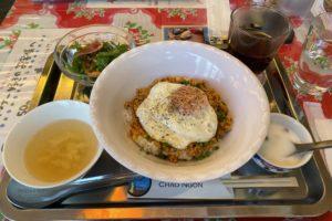 【長野駅から徒歩4分】ベトナム料理の「チャオゴン」で日替わりランチとプリンをいただきました!