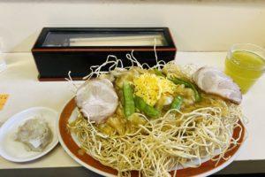 【長野駅から7分】長野市民熱愛のB級グルメ!いむらやの「焼きそば」を久々にいただきました♪